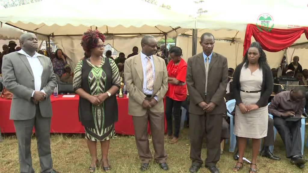 KLPA Kisii County Agri-business Trade Fair 2014