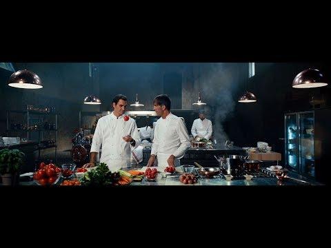 Barilla | Masters of Pasta with Roger Federer & Davide Oldani (Extended Version)