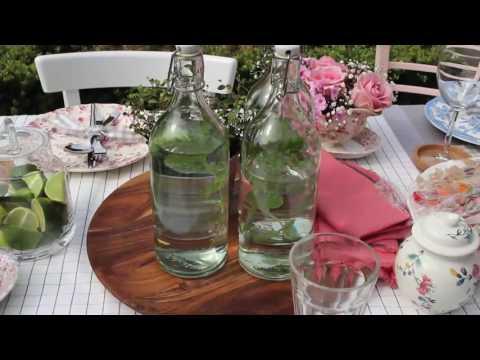 IKEA - Yvonnes Tischdeko-Ideen für Garten und Balkon