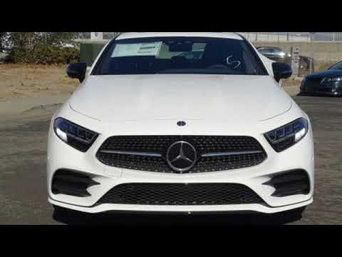 New 2020 Mercedes-Benz CLS San Francisco San Jose, CA #20-0678