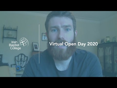 IBC Video: Virtual Open Day // Henry Capper - Student