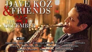 Dave Koz: I've Got My Love To Keep Me Warm (featuring India.Arie and Trombone Shorty)
