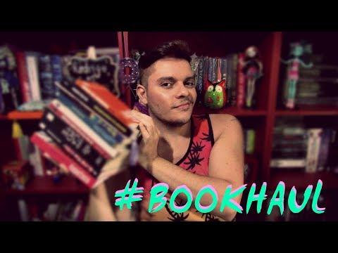 BOOK HAUL #2 FEVEREIRO