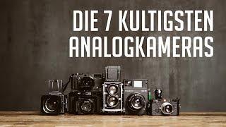 Die sieben kultigsten Analogkameras