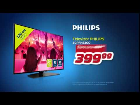 Big Bang predstavlja: Philips TV 50PFH5300