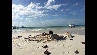 preview picture of video 'Como es Isla Mujeres sin sargazo?.... Isla Mujeres en el 2019...'