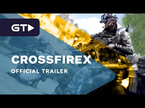CrossfireX - Official Gameplay Teaser | X019