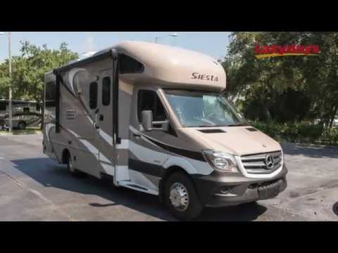 2016 Thor Four Winds Siesta Sprinter