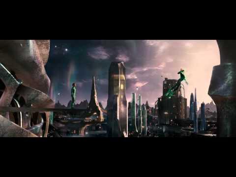 Video trailer för Green Lantern - Trailer #1 - 1080p