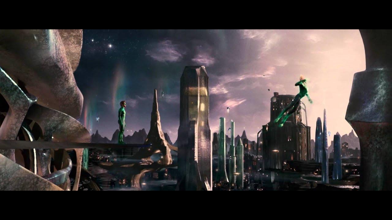 >Green Lantern - Trailer #1 - 1080p