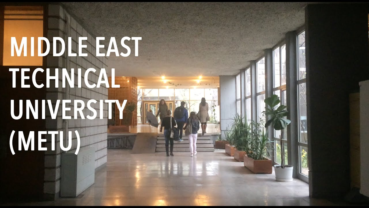 Middle East Technical University - METU-Video-1