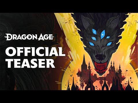 Trailer - 2020 Game Awards de Dragon Age 4: The Dread Wolf Rises