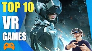 Top 10 VR Games to Play Right Now