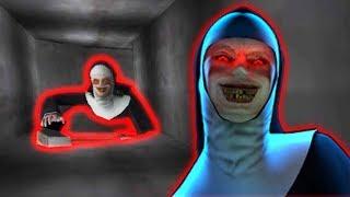МОНАХИНЯ ПОЛЗЁТ ЗА МНОЙ!!! - The Nun | Монахиня