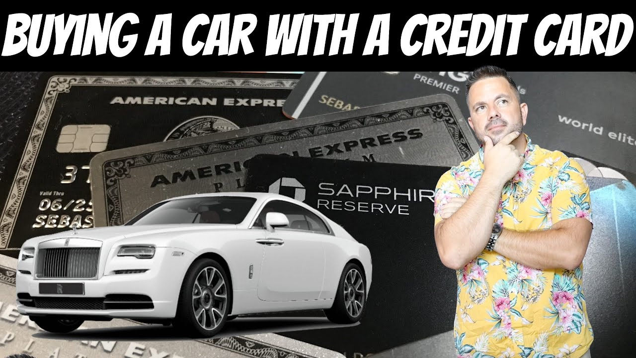 Purchasing an Automobile With a Charge Card (Do's & Do n'ts) thumbnail