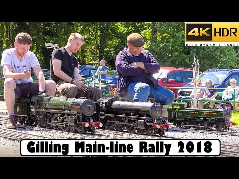 Gilling Main Line Rally May 2018 - GL5 - Ryedale Society of Model Engineers.