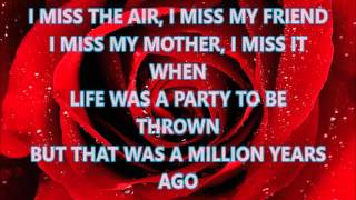 Adele - Million Years Ago Song and Lyrics