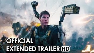 Edge of Tomorrow - Official Extended Trailer 3