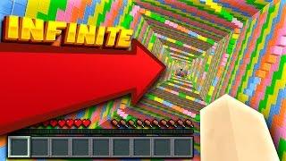 THE INFINITE DROPPER?! - Minecraft w/ Thea