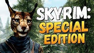 The Elder Scrolls V: Skyrim Special Edition - ОБЗОР СПУСТЯ 5 ЛЕТ