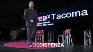 Wie wir zu neuen Gewohnheiten kommen - Vortrag von Joe Dispenza