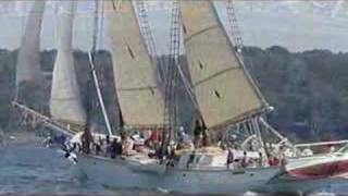 Working and Sailing the Mary Day