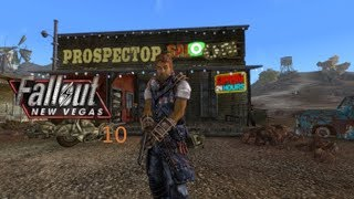 Lets Play Fallout New Vegas Ep 10 Stowing the Loot