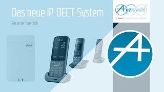 Onlineseminar: Neues Profi-IP-DECT-System von Auerswald
