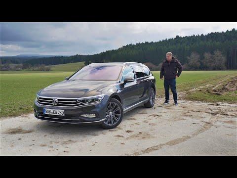 2020 VW Passat Variant Facelift - Review, Test, Fahrbericht