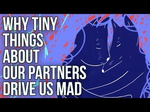 Proč nás na našich partnerech rozčilují maličkosti