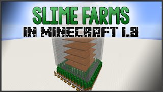 Fully automatic chicken cookerrawegg farm tutorial minecraft 18 minecraft slime farms in 18 ccuart Image collections