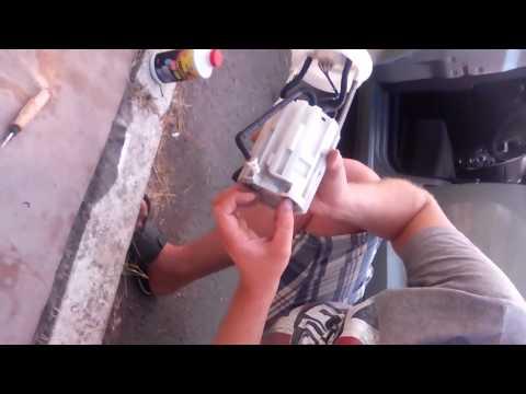 Передни бампер чери амулет
