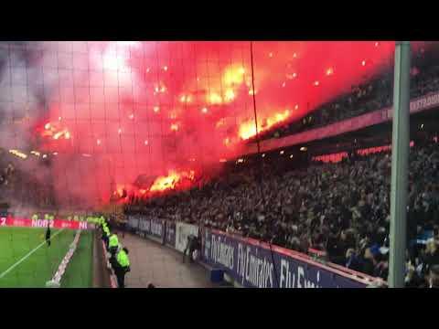 HSV-Dynamo Dresden Pyro