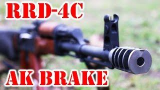 JMac Customs RRD-4C AK47 (AKM) Muzzle Brake