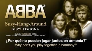 "ABBA — ""Suzy-Hang-Around"" (Subtítulos Español - Inglés)"