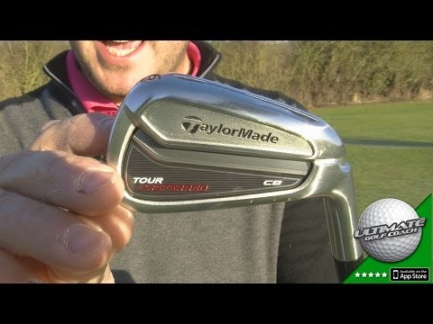 Taylormade Tour Preferred CB Irons 2014