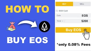 How to buy eos in uk