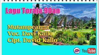 Lagu Toraja 90an David Kallo