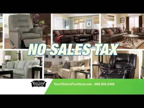 No Sales Tax Event - TV