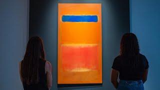 Mark Rothko: Pioneer Of Abstraction