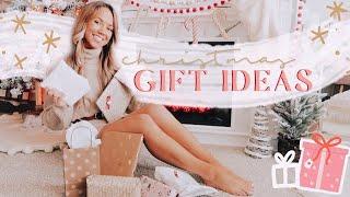 CHRISTMAS SHOPPING + GIFT IDEAS! 🎄✨