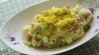 Potato Salad : 감자 샐러드
