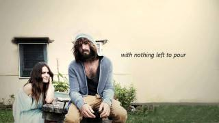 Angus & Julia Stone - Heart Full of Wine lyrics