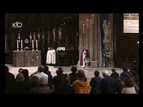 Messe du 9 mai 2014