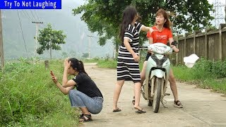 Must Watch New Funny😂 😂Comedy Videos 2019 - Episode 18 - Funny Vines || Troll TV