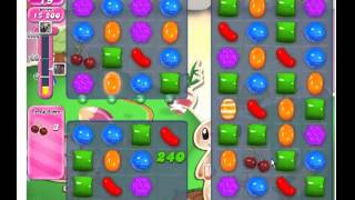 Candy Crush Level 76 - How to - No Luck Involve