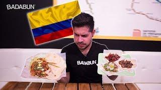 Mira cómo son los tacos mexicanos en Colombia