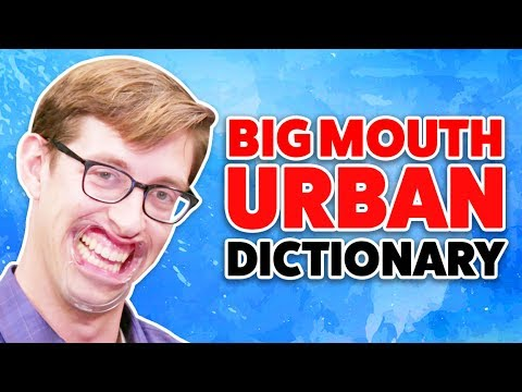 BIG MOUTH DIRTY WORDS W/THE TRY GUYS (Game Bang)