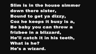 Eminem - Chonkyfire Freestyle Lyrics (Swag Juice) (Full Song)