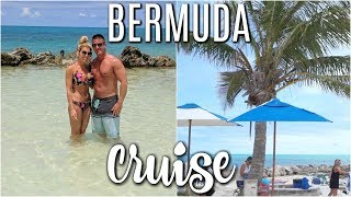 BERMUDA CRUISE VACATION VLOG | NORWEGIAN ESCAPE🌴